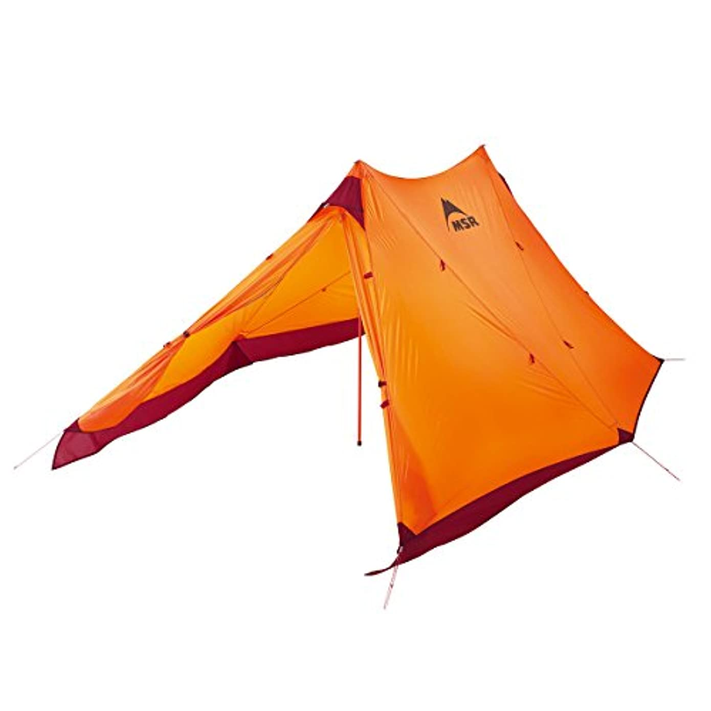 観光無視するガスMSR テント TwinSisters ツインシスターズ アウトドア 2人用 【日本正規品】 ユーザー登録シート付 37548