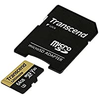 Transcend microSDXCカード 64GB UHS-I U3 V30対応 MLC採用 (最大読込95MB/s) Nintendo Switch 動作確認済 TS64GUSDU3M