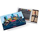 Derwent Colored Pencils,Drawing, Art, Gift Set Gift Wrap 24 Count Procolour