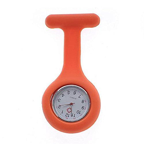 [해외]YideaHome 회중 시계 간호사 필수! 아날로그 표시 거꾸로 문자판 간호사 시계 남녀 겸용 편안한 간호사 시계/YideaHome Pocket watch nurse Mandatory! Analog display Reversed dial face nurse watch Unisex dual use Nurse watch easy to see