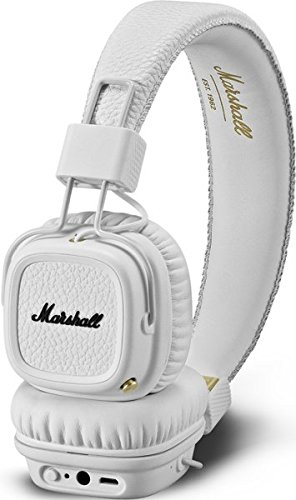 Marshall Major II オンイヤー ヘッドホン ブラック (4090985) 04091794