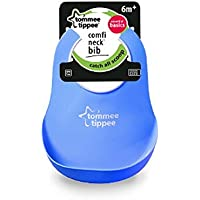 Tommee Tippee Basic Comfi Neck Catch All Bib by Tommee Tippee