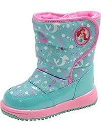 a1093482359e8 Amazon.co.jp  Disney(ディズニー) - ブーツ   ガールズシューズ ...