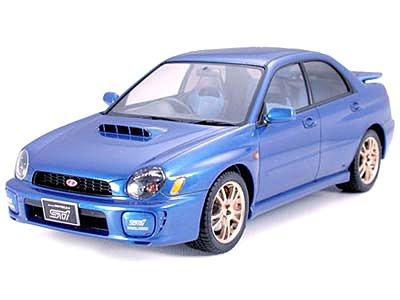 1/24 スポーツカー No.231 1/24 SUBARU IMPREZA WRX STi 24231