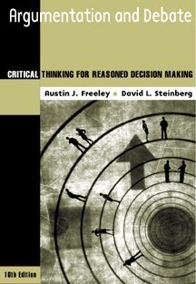 Download Argumentation and Debate: Critical Thinking for Reasoned Decision Making (Wadsworth Series in Speech Communication) 0534561152