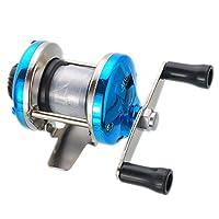 BATEER Stainless Steel Bearings Super Drag Fishing Reel Casting Spinning Wheel