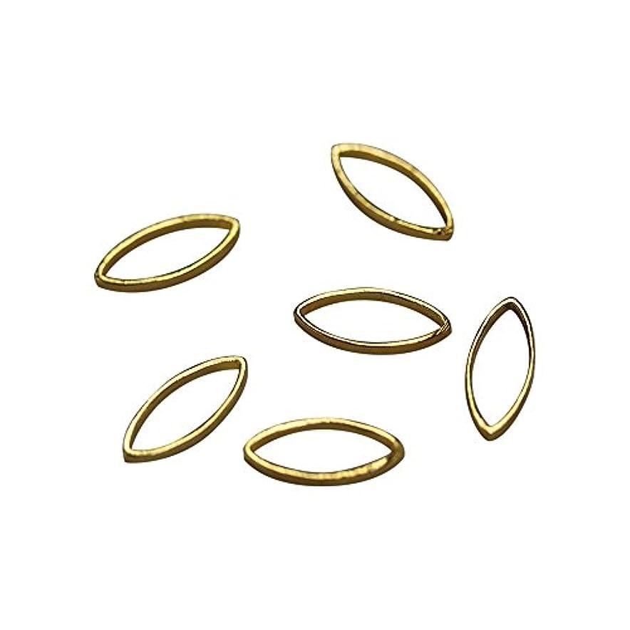 ラジエーター大胆部分的にBonnail×RieNofuji Loop leaf S ゴールド