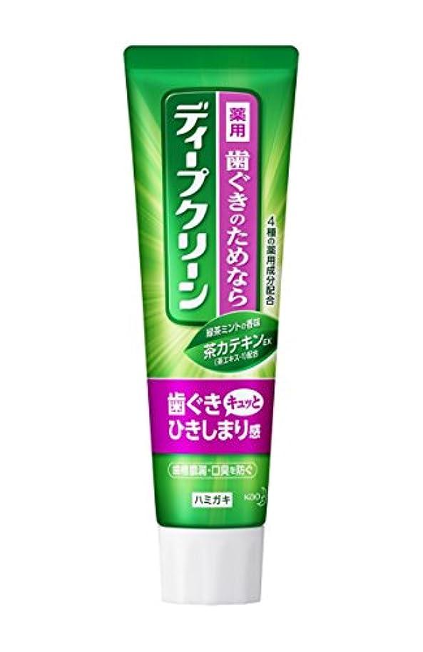 ディープクリーン 薬用ハミガキ 100g