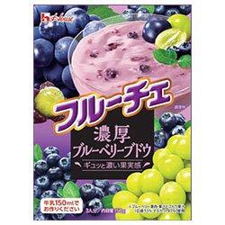 ハウス食品 フルーチェ 濃厚ブルーベリーブドウ 150g×30個入×(2ケース)