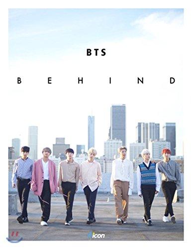 防弾少年団 BTS フォトブック D-icon vol.02 Behind the scene ( 韓国盤 )(限定特典付き)(韓メディアSHOP限定)