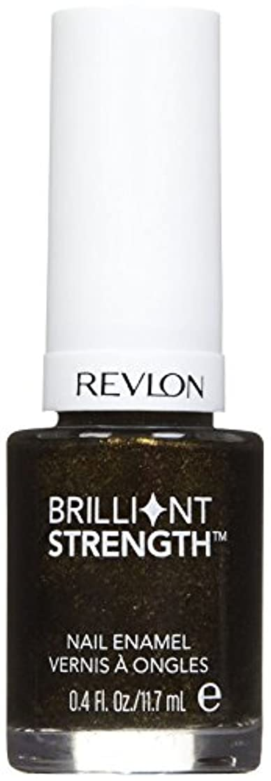 ジャーナリスト省略する代理人REVLON BRILLIANT STRENGTH NAIL ENAMEL #100 ENTHRALL
