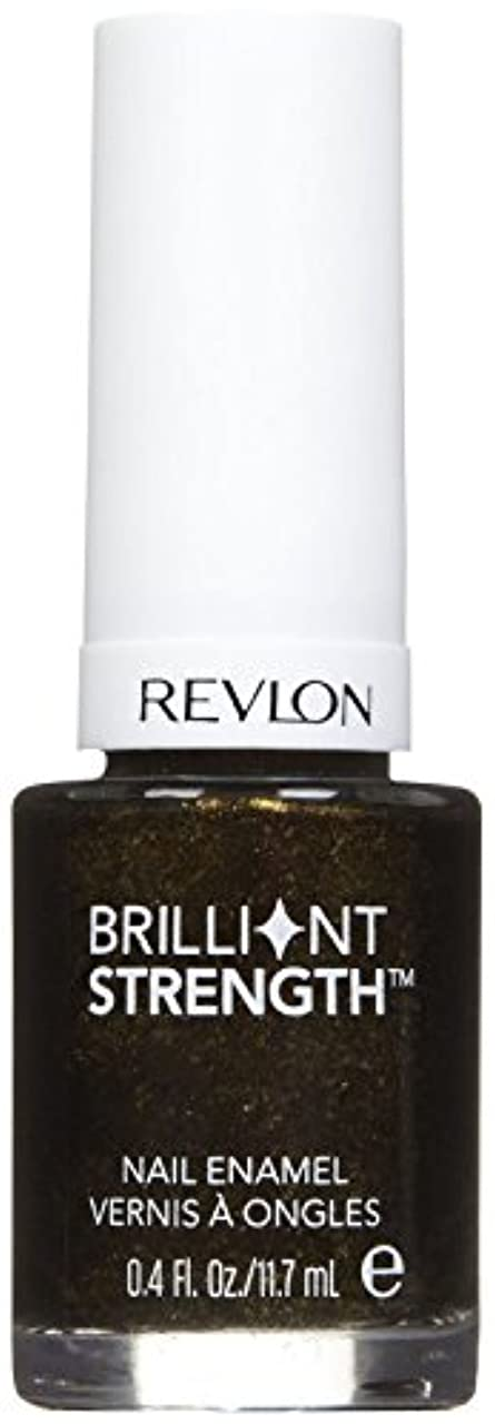郡祝福タイプライターREVLON BRILLIANT STRENGTH NAIL ENAMEL #100 ENTHRALL