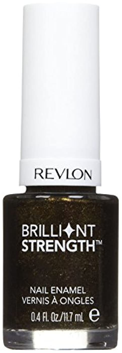 嵐ニュース戦いREVLON BRILLIANT STRENGTH NAIL ENAMEL #100 ENTHRALL
