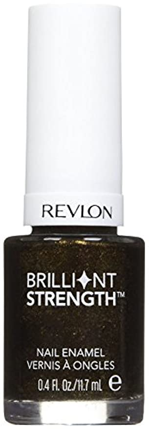 会員ループだらしないREVLON BRILLIANT STRENGTH NAIL ENAMEL #100 ENTHRALL