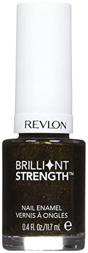 ベンチャー書誌チートREVLON BRILLIANT STRENGTH NAIL ENAMEL #100 ENTHRALL