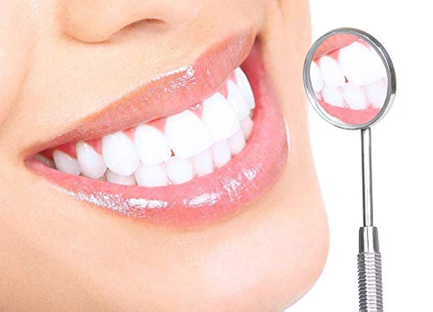 セットの第二世代のシリコーンのシミュレーションの義歯を白くする上部の下の歯の模擬装具,20SETS