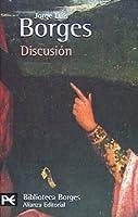 Discusion / Dispute (Biblioteca de Autor / Author Library)