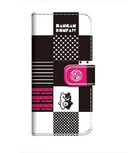 ダンガンロンパ1・2 ダイアリースマホケース for iPhone5/5s