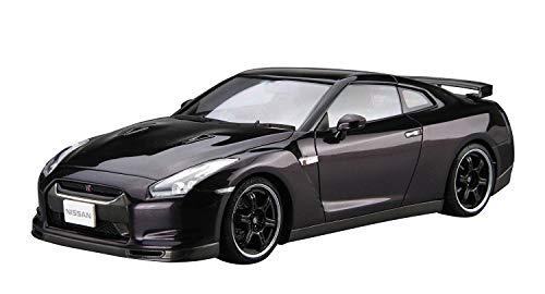 1/24 ザ・モデルカー No.35 ニッサン R35 GT-R Spec-V '09