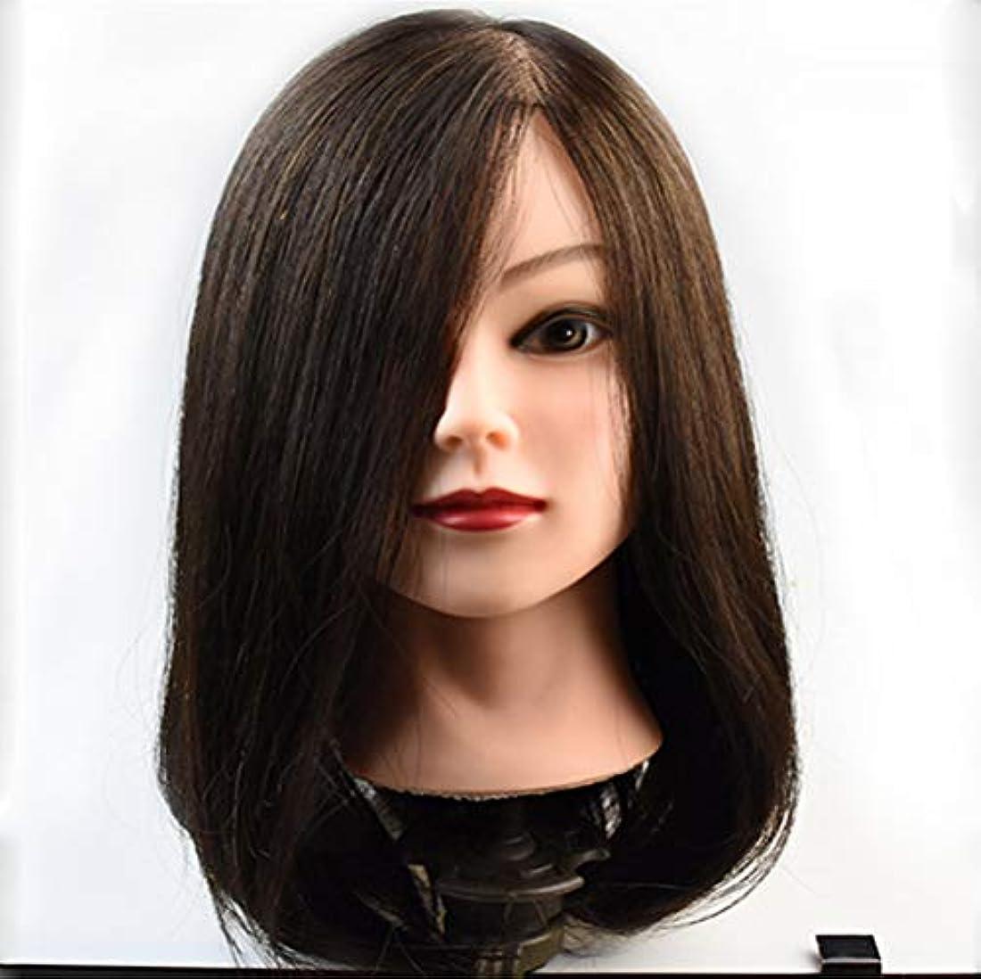 カードお風呂を持っているデザイナー女性フルレース人毛ウィッグペルーストレート150%密度グルーレスレースフロントかつらで赤ん坊の毛