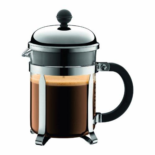 【正規品】BODUM ボダム CHAMBORD フレンチプレスコーヒーメーカー,0.5L 1924-16J