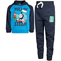 Nickelodeon Thomas The Train Ninja Turtles and Blaze 2-Piece Fleece Hoodie Jogger Pant Set (Toddler/Little Boys)