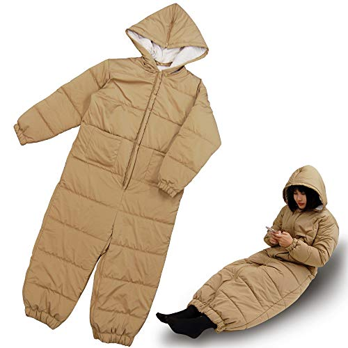 【V-Lap(R)あったかシリーズ】着る寝袋 ※ 着る毛布 ...