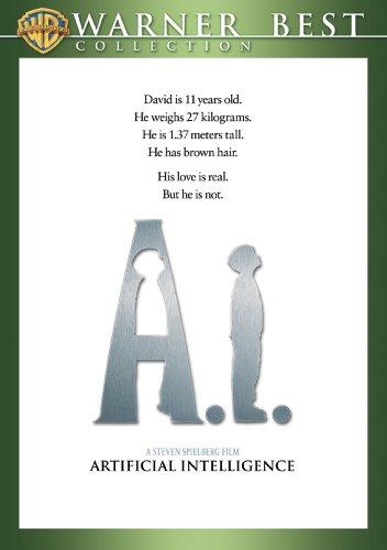 A.I. [DVD]の詳細を見る