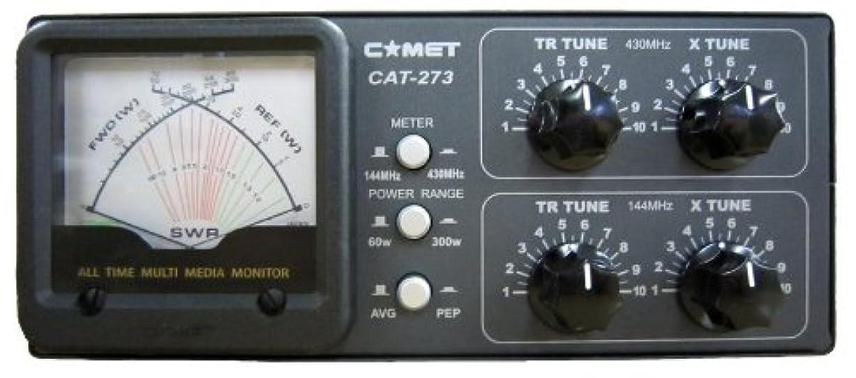 誘惑するメニューめったにCOMET コメット CAT-273 144/430MHz アンテナチューナー