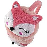 Lovely Earmuffs Plush Earmuff Warm Earmuffs for Kids Or Adults [Cute Fox-5]