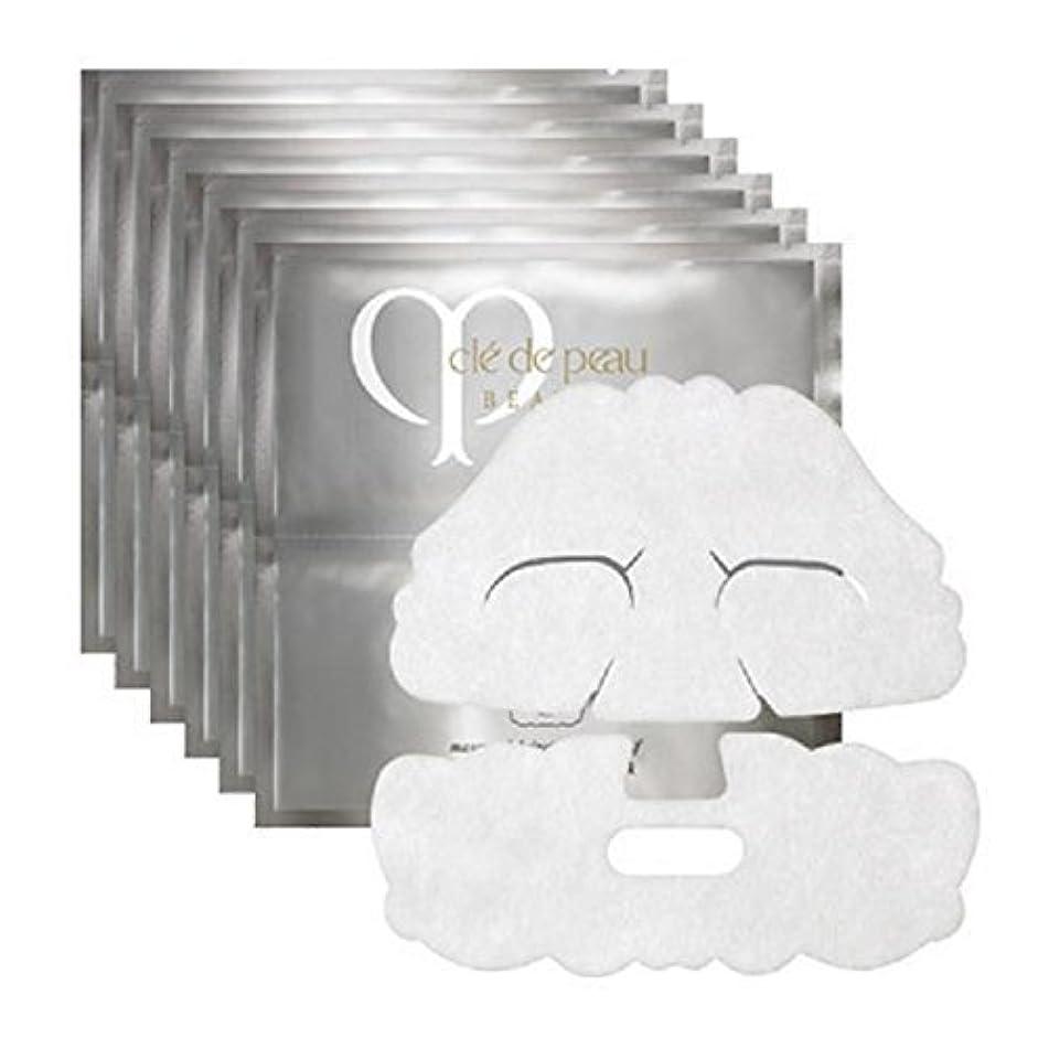 気体のピカリングエロチック【資生堂】クレ・ド・ポー ボーテ マスクエクレルシサン (シート状美白マスク)6包入り