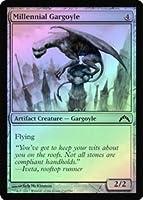 英語版フォイル ギルド門侵犯 Gatecrash GTC 千年王国のガーゴイル Millennial Gargoyle マジック・ザ・ギャザリング mtg