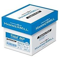Hammermill Tidal MP用紙Expressパック、92明るさ、20lb、8–1/ 2x 11、ホワイト、2500/カートン