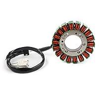 GZYF バイク用 ステーターコイル ジェネレーター 純正交換 発電機 コイル 高品質 大容量 カスタム 対応車種 1個
