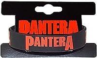 (パンテラ) PANTERA ロゴ ラバーバンド