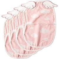 8e274b0faa10cf ... POKERWATER(ポーカーウォーター) 赤ちゃん汗取りパット 後ろ姿はまるで天使の羽 4枚