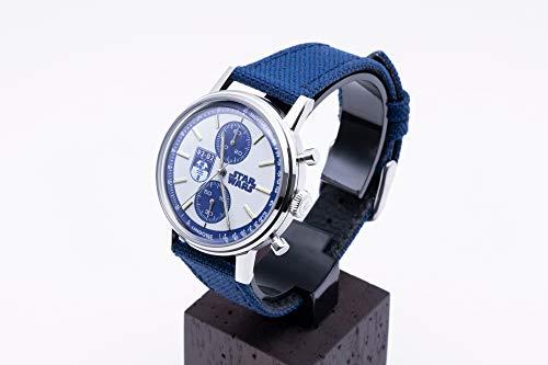 [アンダーン] 腕時計 スター・ウォーズ R2-D2 アマゾン限定 SW-AL002 ブルー
