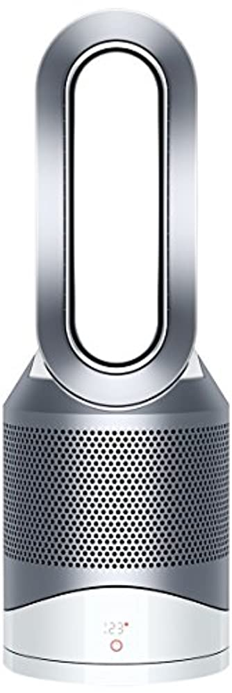 アカデミック接続されたシンカンダイソン 空気清浄機能付 ヒーター dyson Pure Hot + Cool Link HP02WS ホワイト/シルバー 2016年モデル