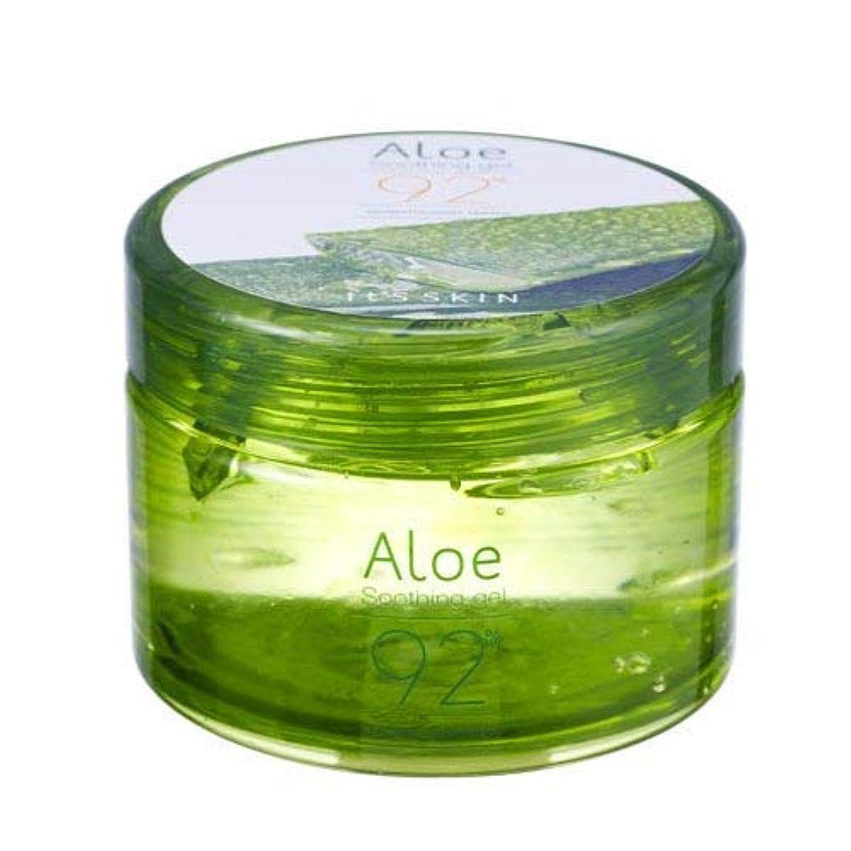 うねる感嘆ディレクトリIts skin Aloe Soothing Gel 92% 200ml イッツスキン アロエ果肉スージングジェル92% 200ml [並行輸入品]