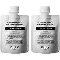 【メンズ洗顔】バルクオム フェイスウォッシュ 2個セット 100g×2個 BULK HOMME