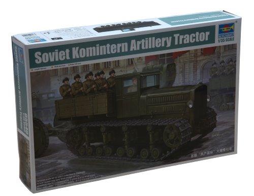 1/35 ソビエト軍 砲兵トラクター コミンテルン