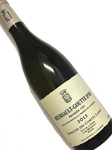 2015年 コント ラフォン ムルソー グットドール 750ml フランス ブルゴーニュ 白ワイン
