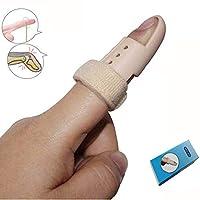 指の延長副木、矯正器のための指の関節訓練の副木指の訓練のリハビリテーションの練習用具, number 5
