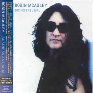 Business As Usual by Robin Mcauley (2008-01-13)