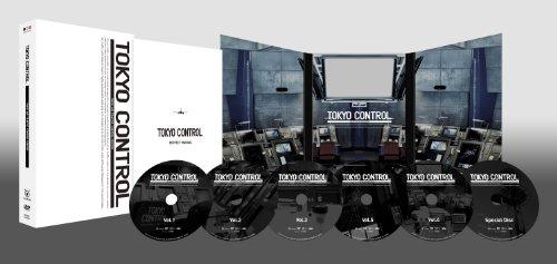 TOKYOコントロール 東京航空交通管制部 DVD-BOX