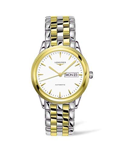 [ロンジン] 腕時計 フラッグシップ 自動巻き L4.899.3.22.7 メンズ 正規輸入品
