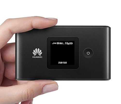 Huawei E5577s-937 北米 中国大陸最適 SIMフリー モバイル WiFi ルーター 3000mAhバッテリー [並行輸入品]