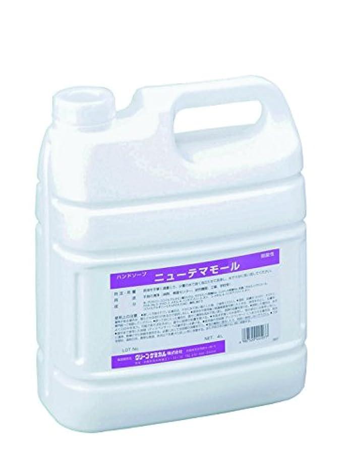 化粧コールドマラウイハンドソープ 減容容器タイプ 4L /8-1944-02