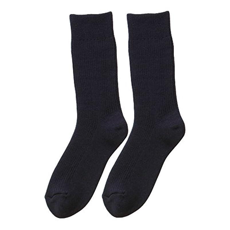 注ぎますレイ九時四十五分ひだまり ダブルソックス 紳士用 靴下[24~26cm] コン