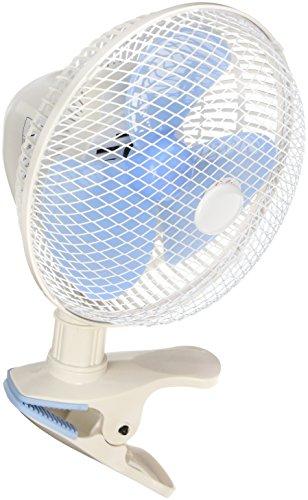 おおたけ クリップ扇風機 ブルー EF-206CX-A